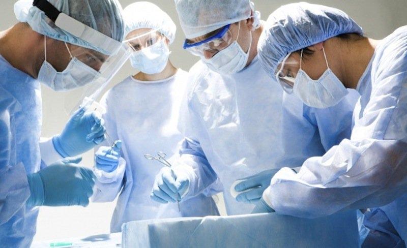 Хирургическое лечение геморроя