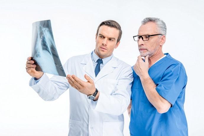 Рентген при невралгии языкоглоточного нерва