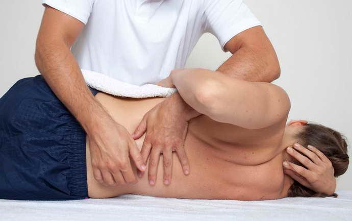 мануальный массаж при грыже поясничного отдела позвоночника