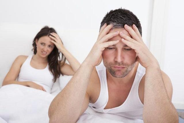 После секса болит голова