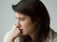 тревога у женщины