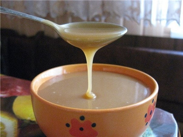 Чай со сгущенным молоком при гв