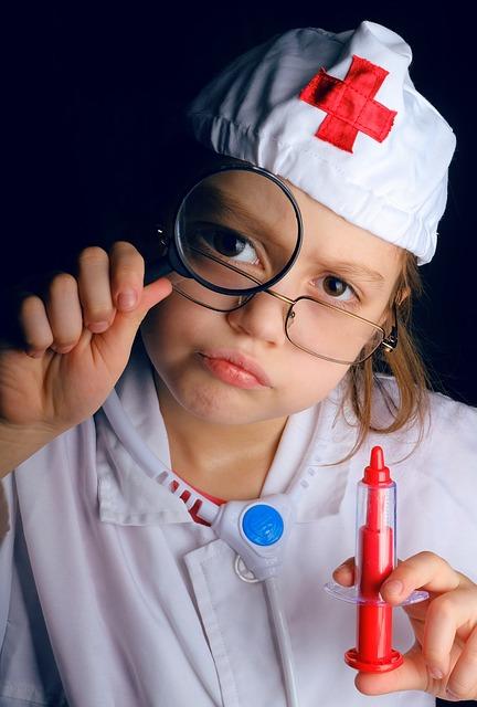 Детская прививка от всех болезней