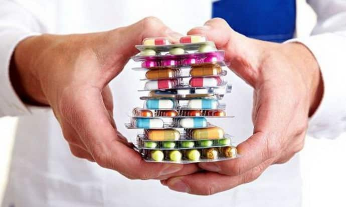 медикаменты при тике