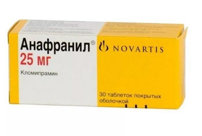 Анафринил при неврозе