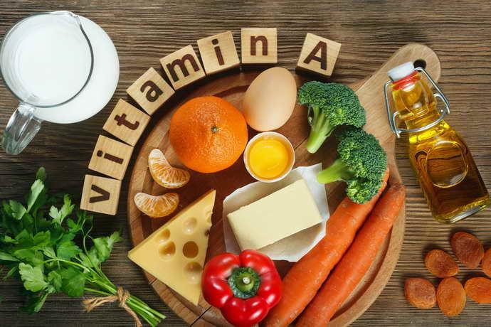 Список нужных витаминов и микроэлементов