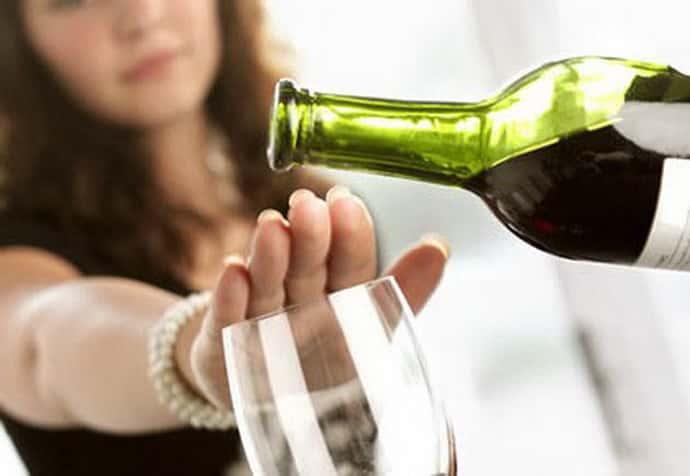 Можно алкоголь при всд
