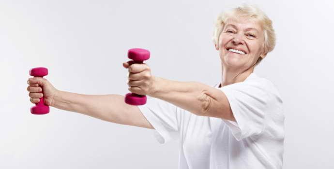 Плечелопаточный периартрит: лечебный комплекс упражнений