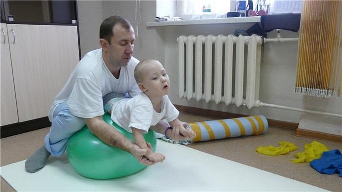 ЛФК при дцп у новорожденного