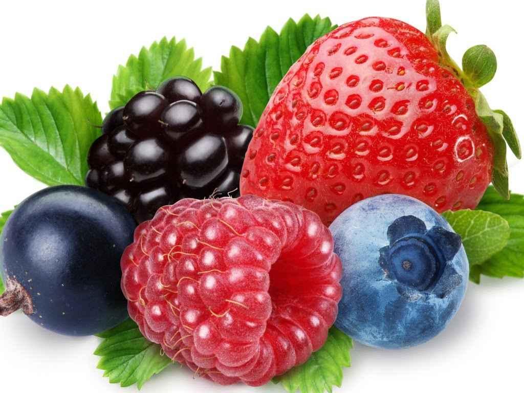 ягоды при анемии