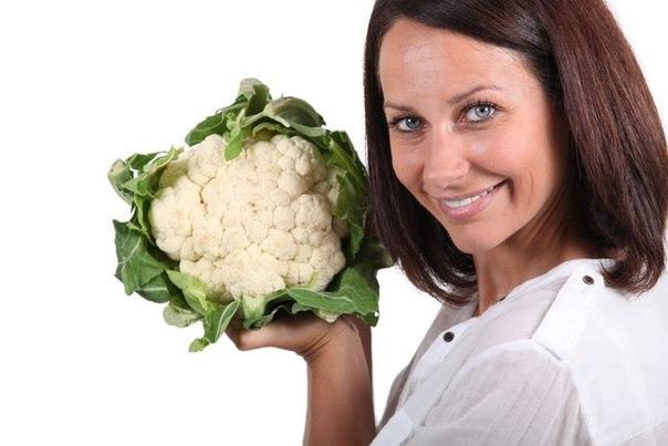 Запеканка из цветной капусты для кормящей мамы
