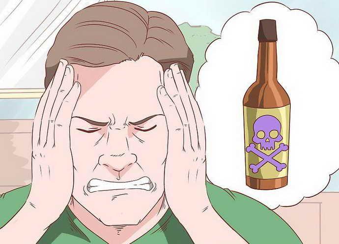 Причины панических атак у алкоголиков