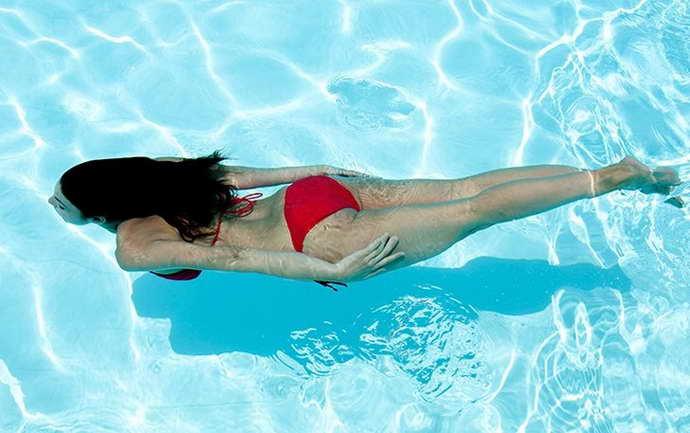 плавание при хронической усталости