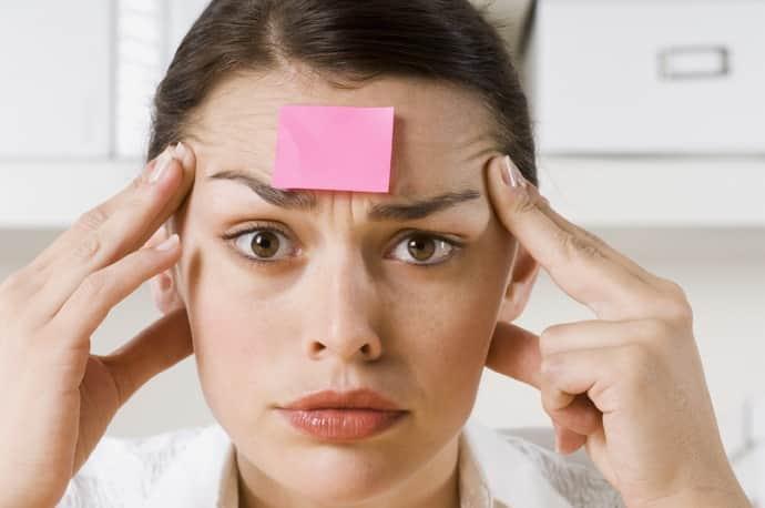 Плохая память при астеническом синдроме