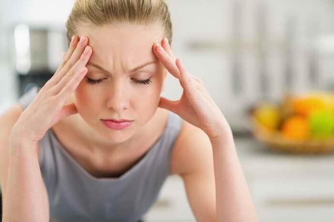 Каким образом ощущаетсячерепная гипертензия
