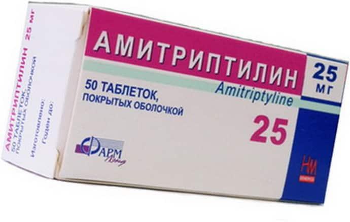 Амитрипилин при обсессивно компульсивном расстройстве