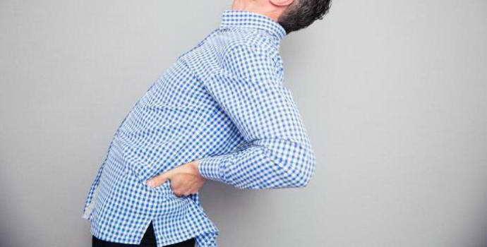 Дорсалгия , причины возникновения патологии