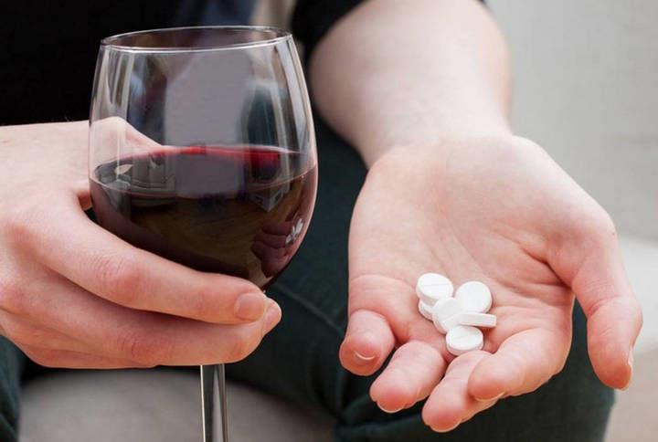 Действие спиртного при приеме противозачаточных таблеток