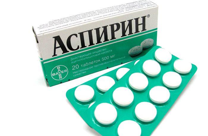 Аспирин от головной боли