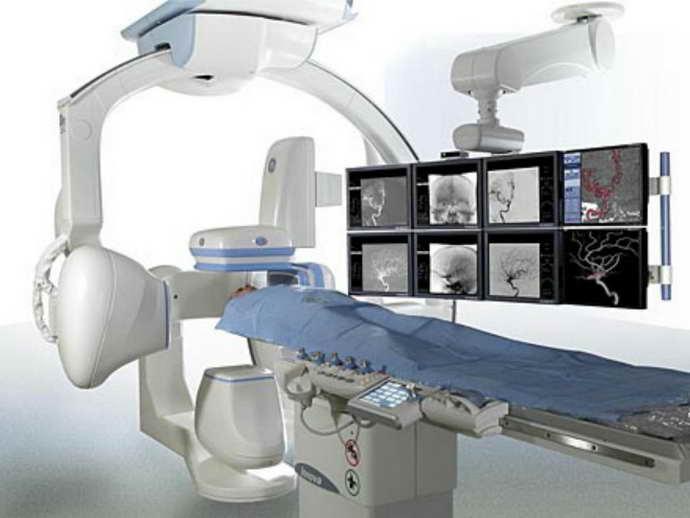 дуплексное сканирование сосудов шеи и головы