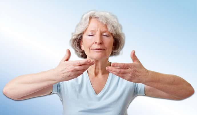 как выполняется дыхательная гимнастика при всд