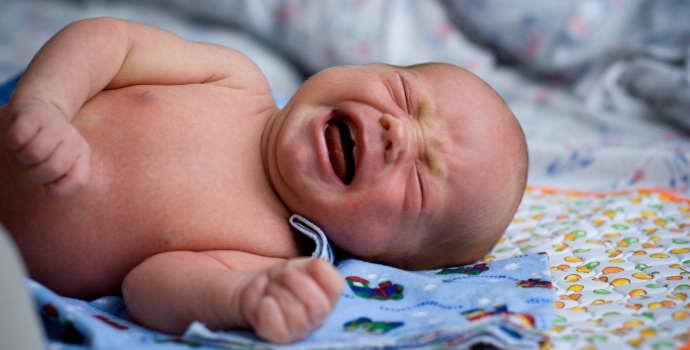 У новорожденного киста в голове , причины, симптоматика и способы лечения