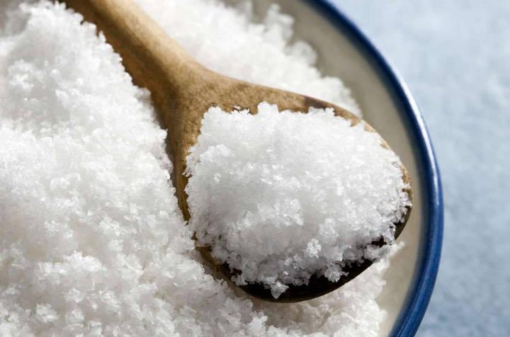 Йодированная соль