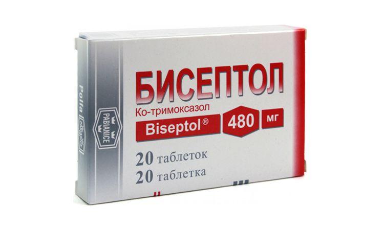 Как принимать Бисептол при лечении цистита