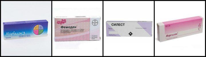 Каждому возрасту полагаются свои противозачаточные таблетки