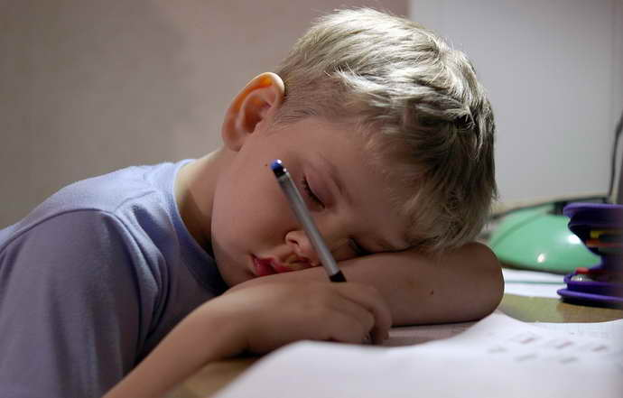 слабость у ребенка и ээг головного мозга