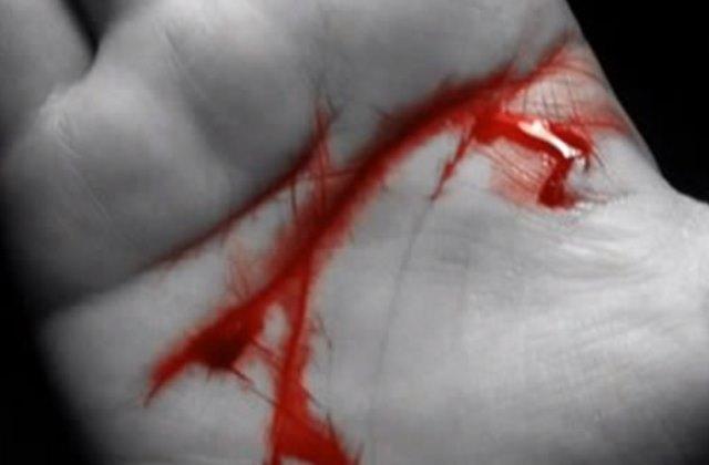 Присутствие кровяной массы в мокроте