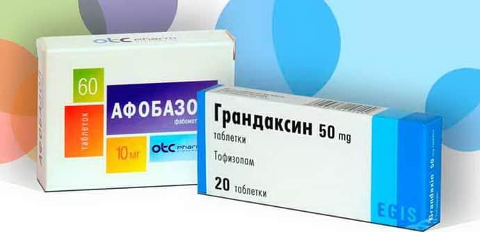 Медикаментозное лечение тревожного невроза