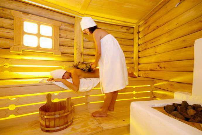 Особенности посещения бани при разных видах болезни