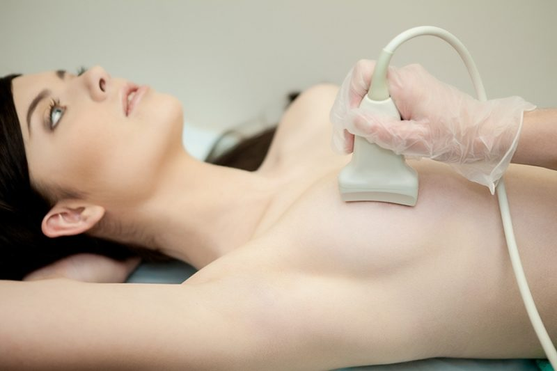 Диагностика аденоза молочной железы