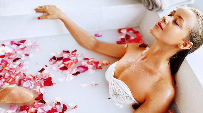 лечебные ванны при хронической усталости