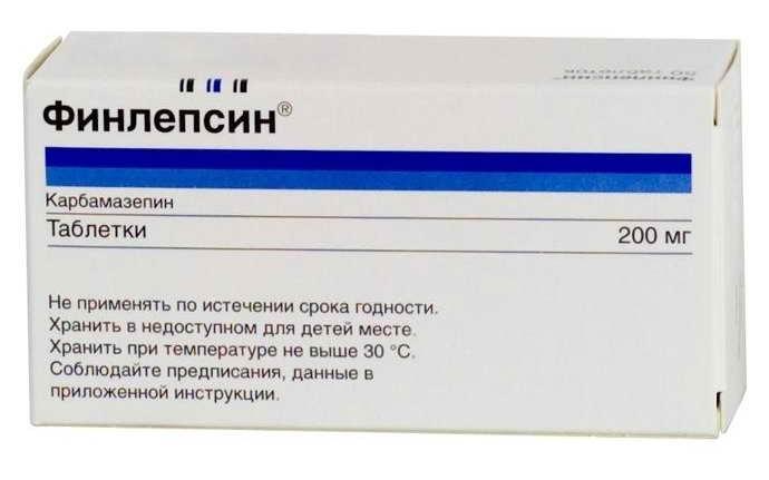 Финлепсин от эпилепсии