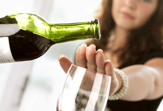 Отказ от алкоголя при химиотерапии